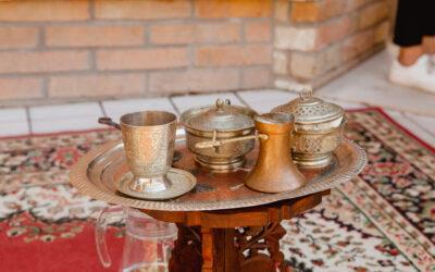 A török kávékultúrát bemutató tárlat nyílt Gül Baba Türbéjénél